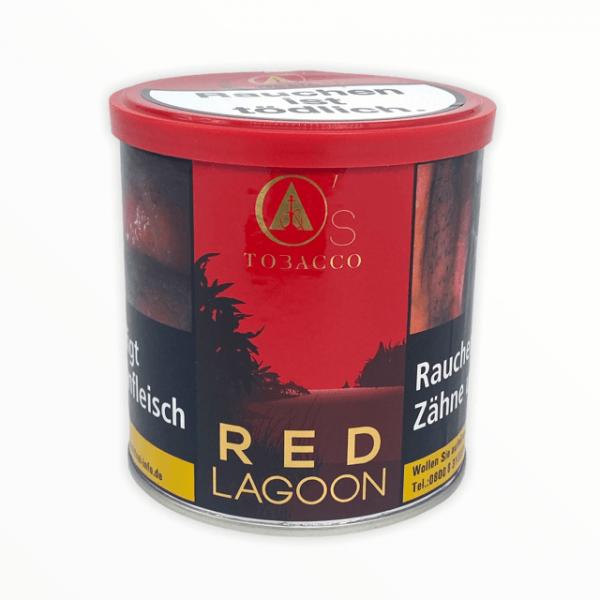 O´s Red 200g - Red Lagoon