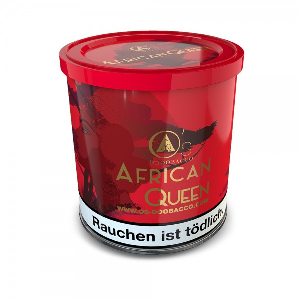 O´s Red 200g - African Queen