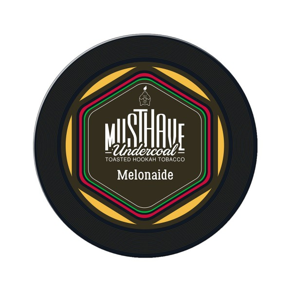 Musthave Undercoal 200g - Melonaide