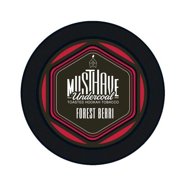 Musthave Undercoal 200g - Forest Berri