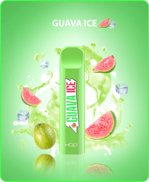 HQD - Guave Ice